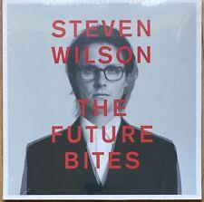 """STEVEN WILSON THE FUTURE BITES VINYL TOUR ED Black LP+Clear LP+White 7"""" MINT S/S"""