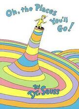 Oh, the Places You'll Go! by Seuss Dr (Hardback, 1990)