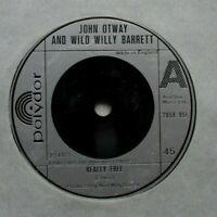 "JOHN OTWAY & WILD WILLY BARRETT Really Free 1977 UK 7"" VINYL SINGLE POP"