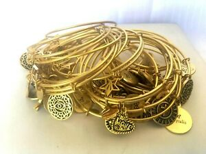 Chrysalis Mystery Bag - Set Assorted  of 5 Gold Tone Bangles