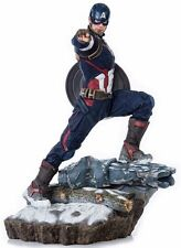 Captain America 1/4 Legacy Replica - Iron Studios - Limited in 400 units
