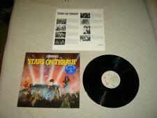 V.A. SLAYER,PARADOX,PESTILENCE,SACRED REICH,TOXIK… --- original 1988 STARS ON TH