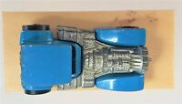 HOT WHEELS REDLINE ORIGINAL ULTRA!! RARE HONG KONG LT. BLUE SUPERFINE TURBINE