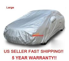 C70 Large Full Car Cover Waterproof Heat Sun Snow Dust Rain Resistant Protection