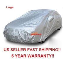 C70 Large Full Car Cover Waterproof Heat Sun Snow Dust Rain Resistant Protection