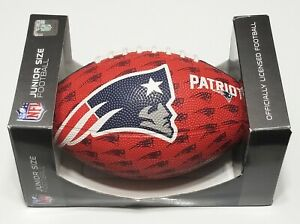 New England Patriots  Junior Size FootballBrand New