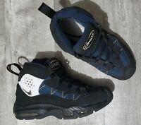 Nike Air Trainer Max 96 White Grey Volt Basketball Shoes 446331-007 Men's sz 7