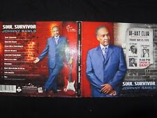 CD JOHNNY RAWLS / SOUL SURVIVOR /
