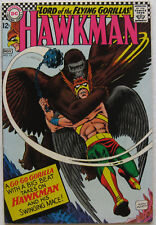 Hawkman #16 (Oct-Nov 1966, DC), VFN-NM, Hawkman versus a flying gorilla