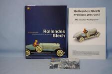 """Buch über Blechspielzeug - """"Rollendes Blech"""""""