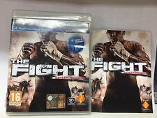 THE FIGHT  SENZA REGOLE PS3 USATO