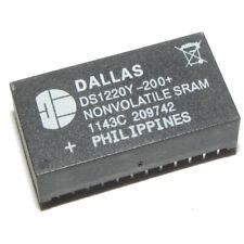 DS1220Y-200+ 16k Nonvolatile SRAM  DALLAS