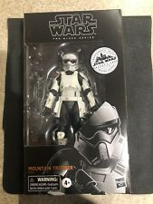 Hasbro Star Wars Mountain Trooper The Black Series 6 inch Action Figure