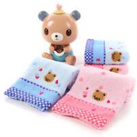 Serviettes draps gants Baby Kids Cotton Towel Jacquard Towel Wash Hand Face