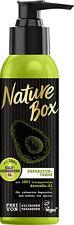 3x Nature Box Reparatur-Creme Mit Kaltgepresstem Avocado-Öl je 150ml Haarpflege
