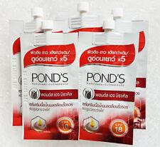 5 x POND s AGE MIRACLE WRINKLE CORRECTOR DAY CREAM RETINOL-C SPF18 PA++ 7G