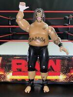WWE UMAGA WRESTLING FIGURE DATED 2004 BY JAKKS PACIFIC