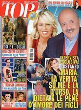 Top 2015 44#Maurizio Costanzo,Maria De Filippi,Barbara D'Urso,Monica Bellucci,jj