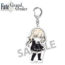 Pic-Lil Fate/Grand Order Trading Acrylic Keychain Saber Altria Alter Casual Ver