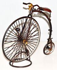 Penny - Earth Hochrad Fahrrad Blechmodell Tin Model Vintage Bicycle 22 cm 37248