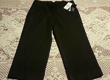 Tracy Evans Limited Cuffed Capris,  Size 3, Color Black, New with tags