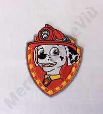 Paw Patrol Marshall patch toppa toppe originale cartoni animati 5,5x7cm