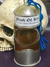 ESOTERIC OIL MUSK 30ml SPELL LOVE WITCHCRAFT WITCHES WICCA ESOTERIC