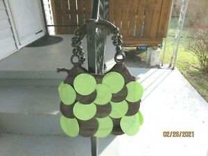 Vintage 60's  Go-Go Handbag Purse Shoulder bag handbag
