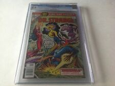 DR DOCTOR STRANGE ANNUAL 1 CGC 9.4 WHITE PGS P CRAIG RUSSELL MARVEL COMICS A