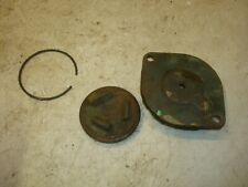1966 Oliver 1650 Gas Tractor Steering Cylinder Box End Caps