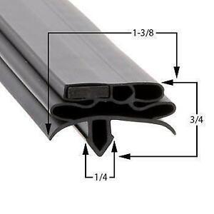 True Part# 932588 Door Gasket for Refrigerator / Freezer 57-582-0079-4 G0386876