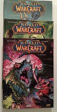 WORLD OF WARCRAFT ** TOME 1 A TOME 3 ** EO SAUF T1  SIMONSON/LULLABI
