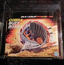1987  Buzz Boar MIB MISB Sealed AFA-80  Complete GI Joe Boxed