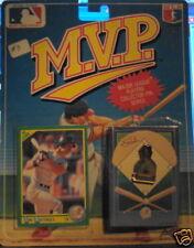 Score M.V.P. Don Mattingly NY Yankees card & pin
