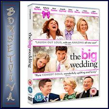 THE BIG WEDDING - Robert De Niro  **BRAND NEW DVD **