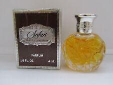 Safari by Ralph Lauren For Women 1/8 oz Parfum ( Pure Parfum ) Splash Mini Rare