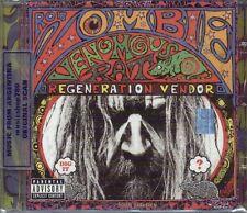 ROB ZOMBIE VENOMOUS RAT REGENERATION VENDOR SEALED CD NEW 2013