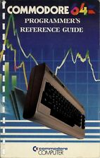 More details for commodore programmers reference guide manual