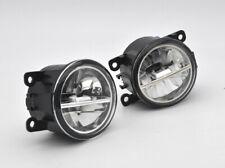 Pair 4 inch 6000k 40W Projector CREE LED Fog Lights For MITSUBISHI ASX XA XB