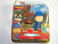 Fisher Price Mike The Knight Mike & Yap Toy Playset New