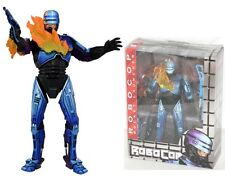 TERMINATOR vs ROBOCOP Figure Action Rocket Lanceur 15cm Original NECA Figurine