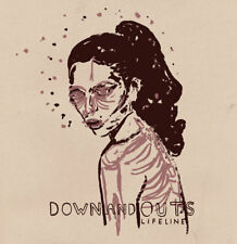 DOWN AND OUTS - LIFELINE LP the clash, melodic street punk