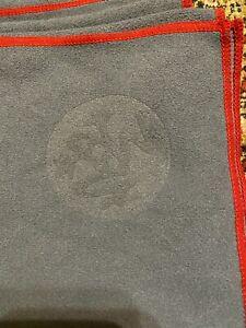 Manduka EQua Standard Hot Yoga Mat Towel Standard Slip-Resistant, Grey Excellent
