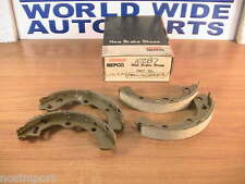 Honda Civic CVCC Station Wagon Rear Brake Shoes  1980-1985