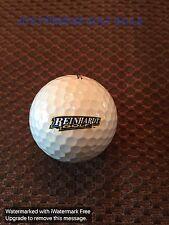 Logo Golf Ball-Ncaa.Reinhardt College Golf.