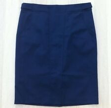 NEXT Black Pencil Skirt Size UK 12 IMMACULATE