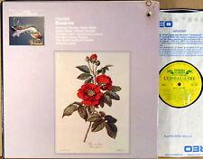 3 LP BOX L'OISEAU-LYRE Handel SOSARME Lewis RITCHIE WATTS DELLER OLS-124-6