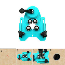 4-83mm Adjustable Tile Glass Drill Guide Hole Saw Openings Locator Sucker Tool
