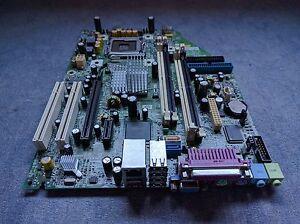 HP DC7600 SFF 381028-001 Skt 775 Motherboard ~Working~
