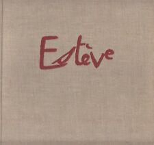 ESTEVE M., Collages 1965-1973. Catalogo, Galerie Claude Bernard, Parigi, 1974